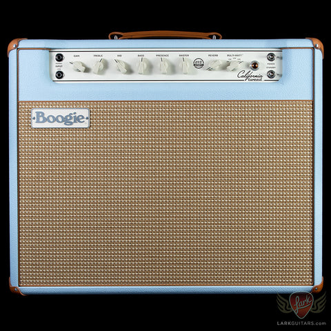 Mesa Boogie California Tweed 1x12 Combo - Baby Blue Bronco, Cream/Tan Grille