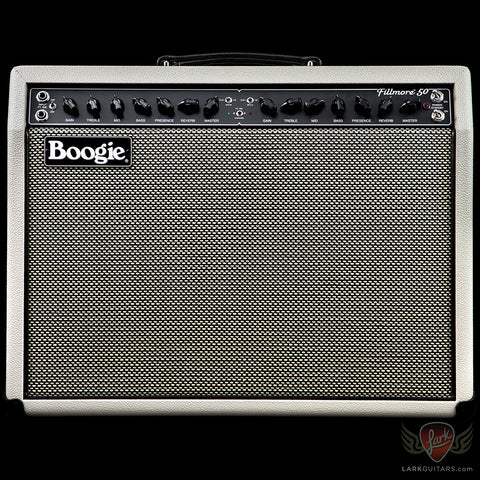 Mesa Boogie Fillmore 50 1x12 Combo, Celestion Gold Speaker - Cream Bronco with Cream and Black Grille