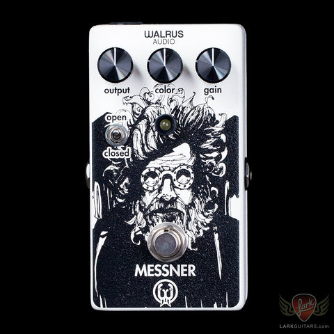 Walrus Audio Messner Stage-1 Overdrive