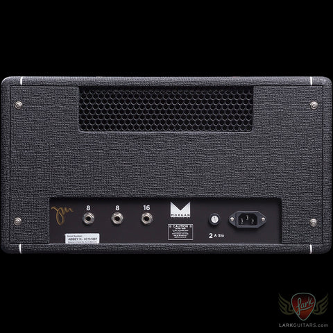 Morgan Amplification Abbey Head - Black (007)