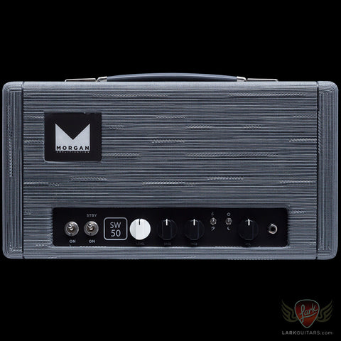 Morgan Amplification SW50 Head - Twilight (017) - Available at Lark Guitars