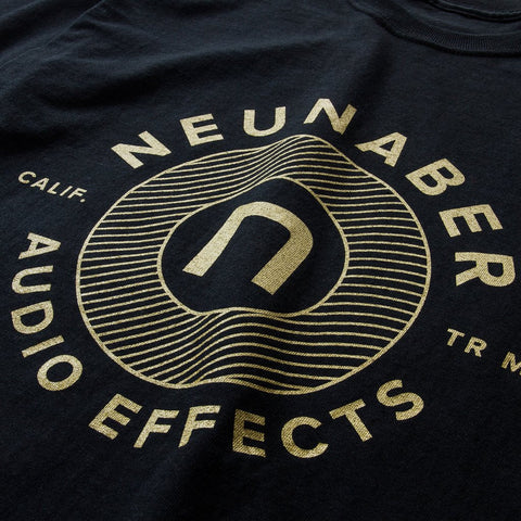 "Neunaber ""n-Ball"" T-Shirt - Black - Medium - Available at Lark Guitars"