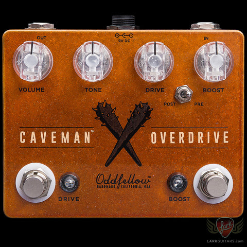 Oddfellow Effects Caveman Overdrive 2