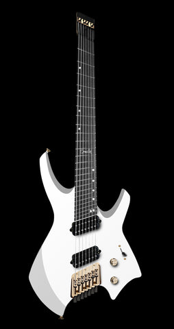 Ormsby Goliath GTR Run 14 - Ermine White - 6 String (Pre-Order)