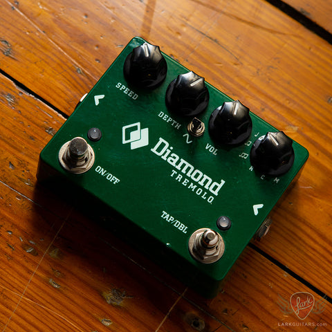 Pre-Owned Diamond TRM1 Tremolo Analog Tremolo with Tap Tempo (965)
