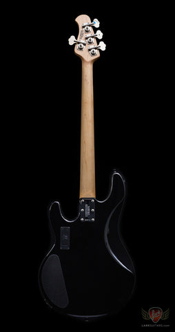 zSOLD - Pre-Owned Ernie Ball Music Man StingRay 4 HS RW - Black (513)