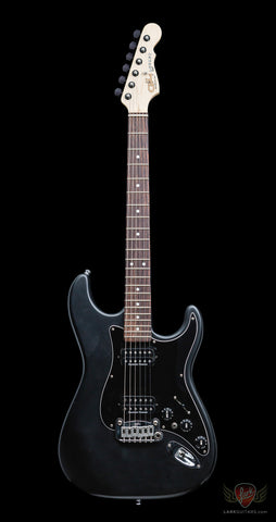 Pre-Owned G&L Custom Legacy HB2 RW - Black Satin Frost (563)