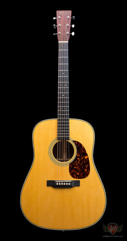 zSOLD - Pre-Owned Martin HD-28E Retro - Natural (645)
