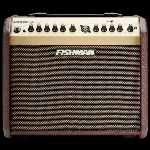Fishman Loudbox Mini with Bluetooth Acoustic Amp