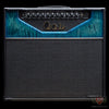 zSOLD - PRS 2-Channel H 50-watt 1x12 Combo - Black w/Blue Crab Burst Flamed Maple Fascia (325)
