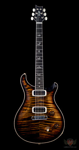 PRS Collection Series 2014 #133 McCarty 408 - Tiger Eye Smoked Burst (757) - Available at Lark Guitars
