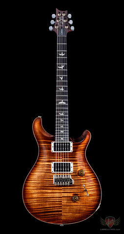 PRS Custom 24 10 Top - Copperhead (180)