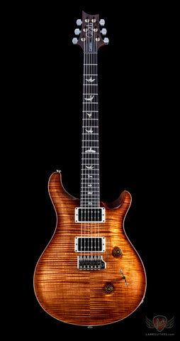 PRS Custom 24 10 Top - Copperhead (423)