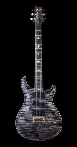 PRS 509 Curly Maple 10 Top - Charcoal (155)