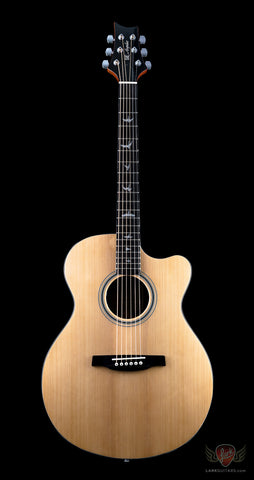 PRS SE Angelus A30E - Natural (222) - Available at Lark Guitars