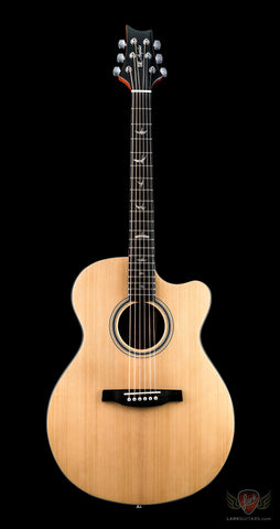 PRS SE Angelus A30E - Natural (287) - Available at Lark Guitars