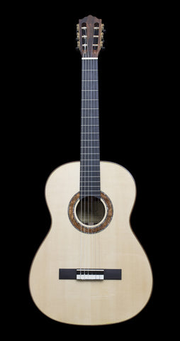 PRS Collection Series 2014 #147 Nylon Classical Acoustic - Natural (353) - Available at Lark Guitars