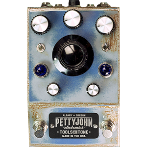 Pettyjohn Electronics PreDrive Pedal - Standard - Available at Lark Guitars
