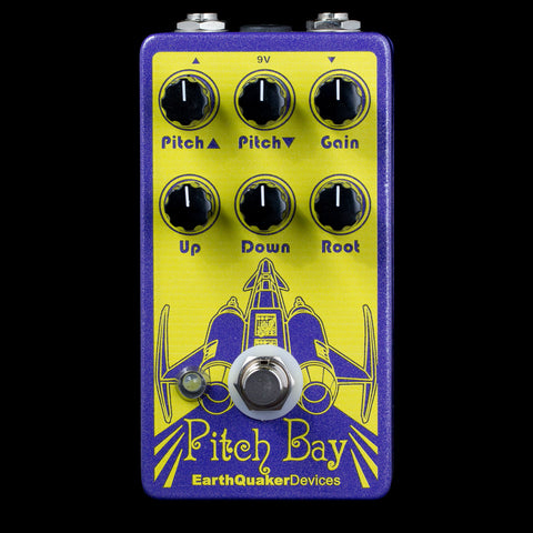 EarthQuaker Devices Pitch Bay - Dirty Polyphonic Harmonizer