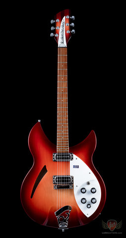 Pre-Owned Rickenbacker Model 330 - Fireglo (326) - Available at Lark Guitars