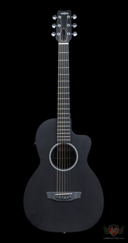 RainSong Parlor Series P12S Parlor 12-Fret Cutaway Acoustic Electric - Satin (940) - Available at Lark Guitars