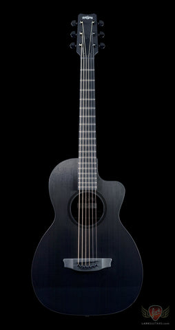 RainSong Concert Hybrid Series CH-PA1100NSG Parlor 12-Fret Pure Acoustic (605) - Available at Lark Guitars