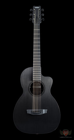 RainSong Concert Hybrid Series CH-PA1000NS Parlor 12-Fret Acoustic Electric w/LR Baggs Stagepro Element (617) - Available at Lark Guitars