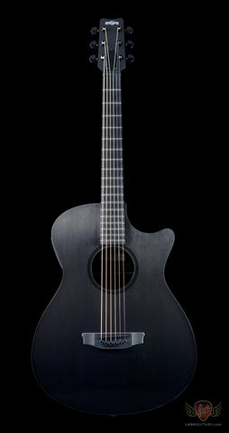 RainSong Concert Hybrid Series CH-OM1000NS OM Body 12-Fret Acoustic Electric w/LR Baggs Stagepro Element (665) - Available at Lark Guitars