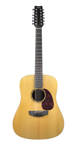 RainSong V-DR3100 12-String Vintage with SFT Soundboard - Amber Tint (876)