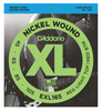 D'Addario EXL165 Nickel Wound Regular Light Top/Medium Bottom Bass Strings 45-105 - Available at Lark Guitars