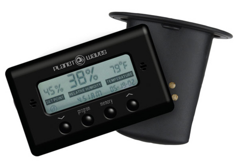 Planet Waves Hygrometer Humidity & Temperature Sensor - PW-HTS