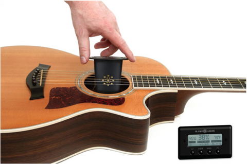 Planet Waves Hygrometer Humidity & Temperature Sensor - PW-HTS - Available at Lark Guitars