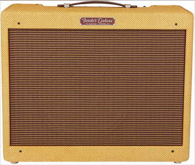 Fender '57 Custom Deluxe - Lacquered Tweed (071) - Available at Lark Guitars