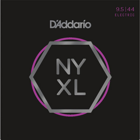 D'Addario NYXL09544 Nickel Wound Super Light Plus Electric Strings 9.5-44 - Available at Lark Guitars