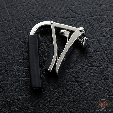 Shubb S1 Deluxe Capo  - Stainless Steel