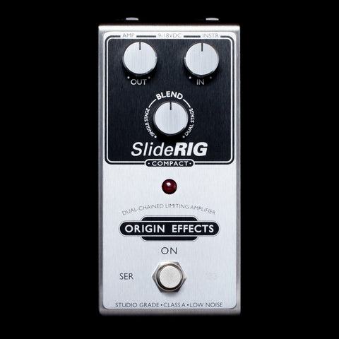 Origin Effects SlideRIG-C Compact Limiting Pedal