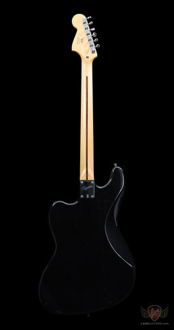 zSOLD - Pre-Owned Fender Squier Vintage Modified Bass VI - Black (001)