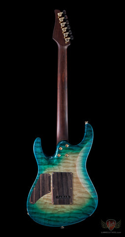 Suhr 2015 Collection Reloaded Modern HSH Quilt Maple - Custom Color (165)