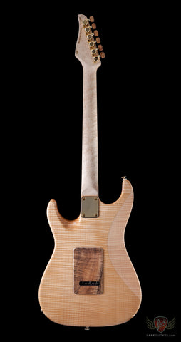 Suhr 2015 Collection Standard Flame Maple - Natural (217)
