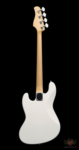 zSOLD - Suhr Pro Series Classic J Pro RW - Olympic White (U7V)