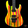 zSOLD - Suhr Custom Limited Edition 80's Shred MKII Ebony FB - Drip (J8J), Suhr - Lark Guitars