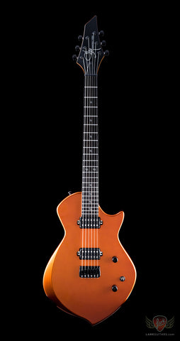 Sully Conspiracy Series '71 Starling, Upgraded Custom Shop Sully Pickups - Orange You Glad
