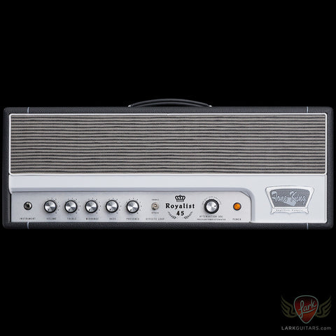 Tone King Royalist 45W Head (023), Tone King - Lark Guitars