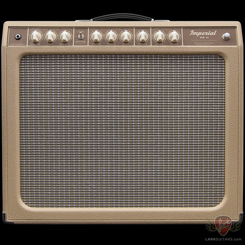 Tone King Imperial MkII - Cream (069)