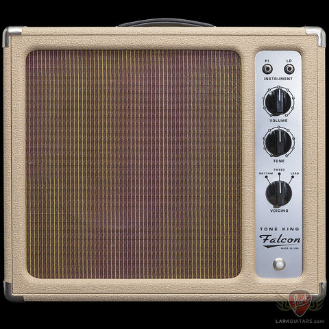 Tone King Falcon - Cream (579) - Available at Lark Guitars