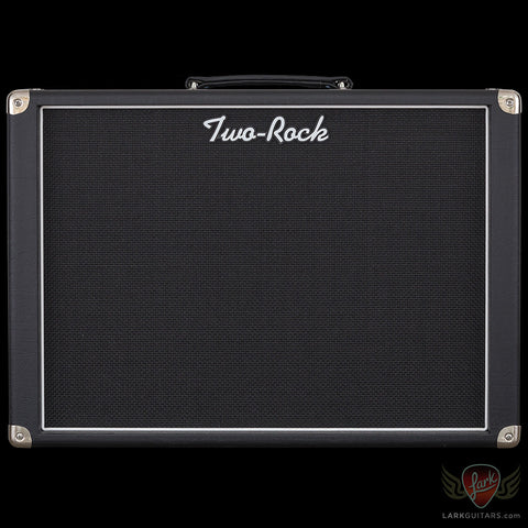 Two-Rock 1x12 Cabinet w/G12H-75 Creamback - Black (842)