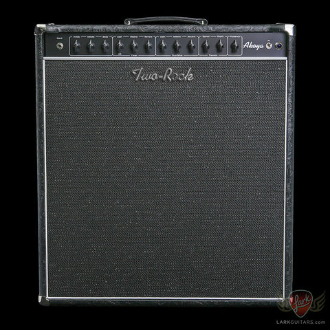 Two-Rock Limited Edition Akoya 50-watt 4x10 Combo - Black Western Tolex (006)