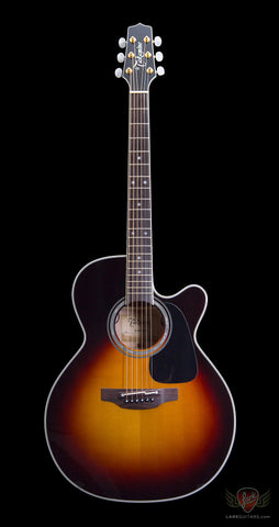 Takamine Pro Series 6 P6NC NEX Cutaway Acoustic Electric - Brown Sunburst Gloss (212)