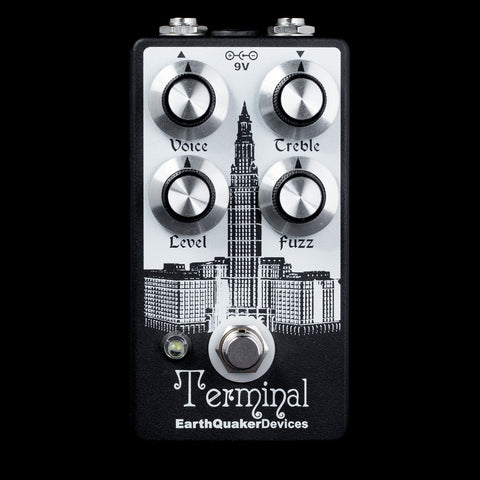 EarthQuaker Devices Terminal - Destructive Fuzz Device