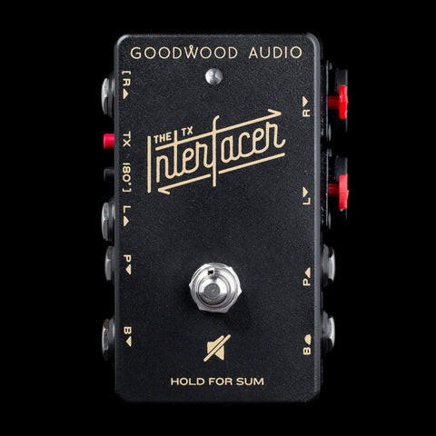 Goodwood Audio The Interfacer TX - Black